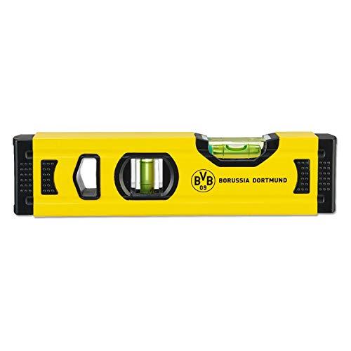 Unbekannt Borussia Dortmund Wasserwaage Aluminium BVB 09 - Plus Lesezeichen I Love Dortmund