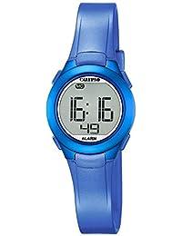 Calypso Reloj de pulsera para mujer cuarzo reloj reloj de plástico con Poliuretano banda de alarma Cronógrafo digital todos los modelos k5677, variante: 05