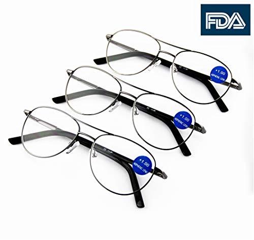 860501ffea3a Risultati della ricerca. design optics 3-pack reading glasses. Surprising Good  Quality ...