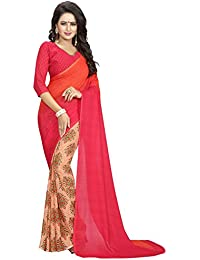 Rangrasiya Sarees For Women Party Wear Latest Design Today Best Offers Buy Online In Low Price Sale New Pink Color...
