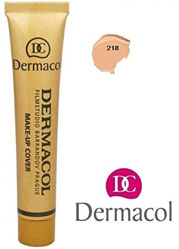 Dermacol Make-up Cover (Foundation deckt alle Narben oder Tattoos) (218) -