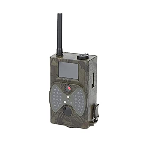 Docooler 16MP 0.5S Trigger Time Trail LED Infrarouge Scoutisme Chasse Caméra 940nm IR caméra HD Numérique HC-350M / G