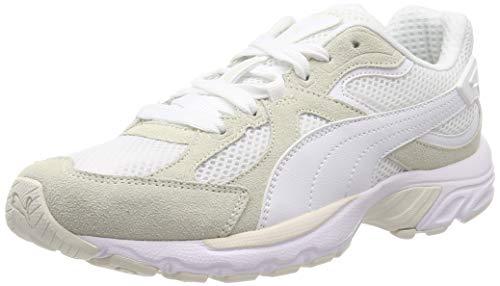 Puma Unisex-Erwachsene Axis Plus SD Fitnessschuhe, White-Whisper White, 36 EU