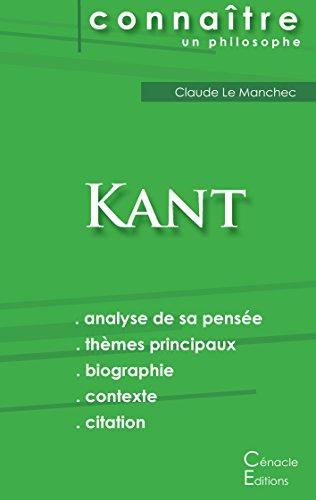 Comprendre Kant (analyse complte de sa pense)