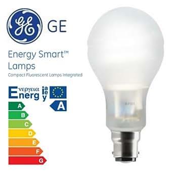 Ge Instant On Lamp Energy Smart Light Bulb Bayonet Cap Bc