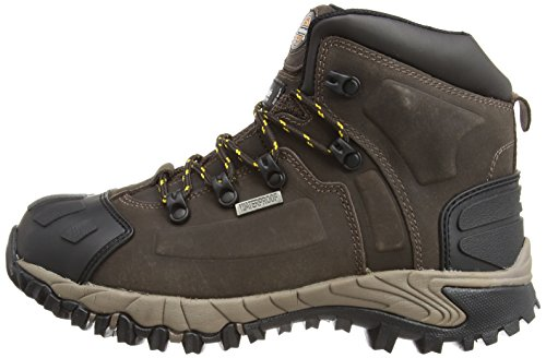 486acd90b37 Dickies Unisex-Adult Medway S3 Safety Boots - EN safety certified