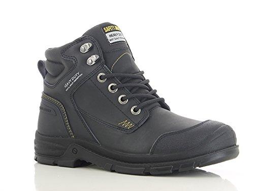 Safety Jogger Worker Herren Arbeits- und Sicherheitsschuhe   Stiefel S3 SRC etc. (Arbeit Stiefel Stahl Schaft)