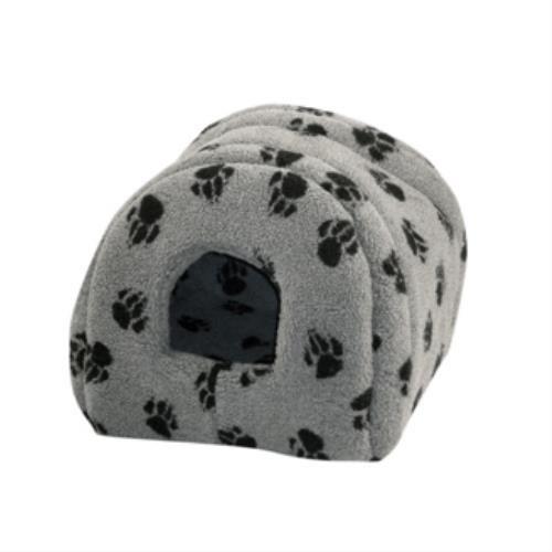 sherpa-gatto-a-forma-di-igloo-colore-grigio