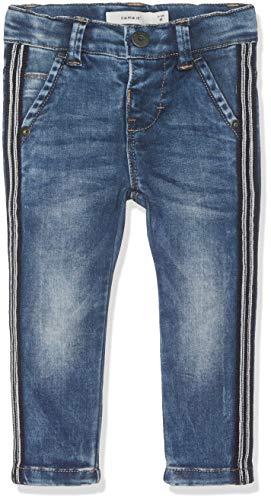 NAME IT Baby-Jungen Jeans NMMSILAS DNMACLAS 2169 Pant NOOS, Blau (Medium Blue Denim), (Herstellergröße:80)