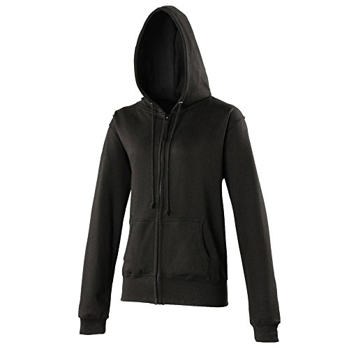 AWDis - Sweat-shirt -  Femme Jet Black*