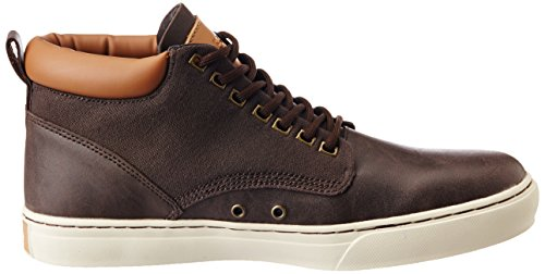 British Knights Wood, Baskets hautes homme Braun (Dk. Browny/Cognac 06)