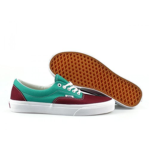 11.5 Vans Era Golden Coast Windsor Wine/Alhambra Verde 45 EUR Sport cbu