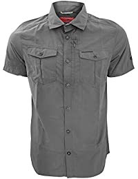 Craghoppers Nosilife - Chemise anti-insectes à manches courtes - Homme