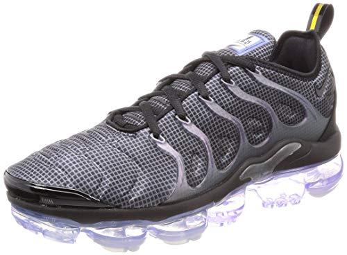 Nike Air Vapormax Plus, Zapatillas de Atletismo para Hombre, Black/Dark Grey/Aluminum 014, 43 EU