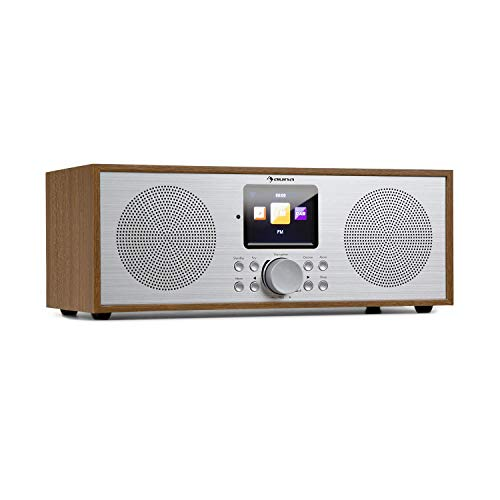 Auna KC6-SilverStar ST WD DAB Radio Test