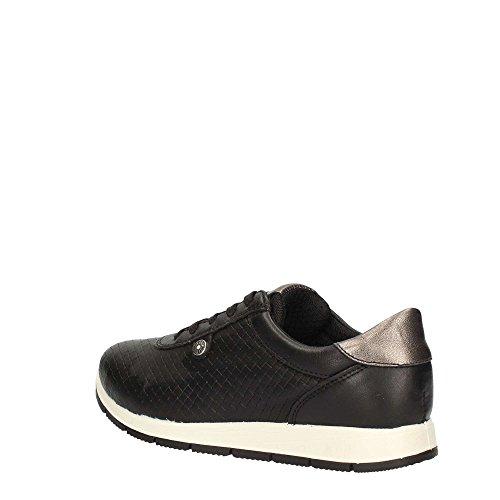 Imac , Damen Sneaker Schwarz schwarz, Schwarz - schwarz - Größe: 40