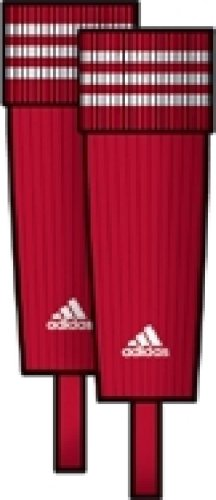 adidas Performance Stutzen rot 4