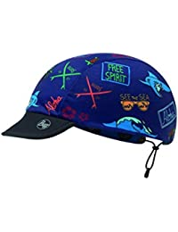 Buff Surf Gorra, Unisex Niños, Azul, Talla Única