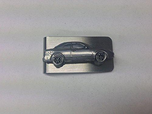 saab-93-convertible-1995-ref238-3d-pewter-effect-emblem-on-a-stunning-money-clip