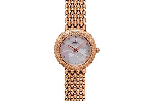 Charmex Reloj los Mujeres Las Vegas 6300