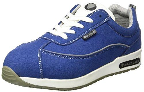 Maxguard Dakota D030, Chaussures de sécurité mixte adulte Bleu