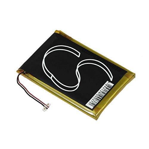 Akku für MP3-Player Sony NWZ-A818, 3,7V, Li-Polymer