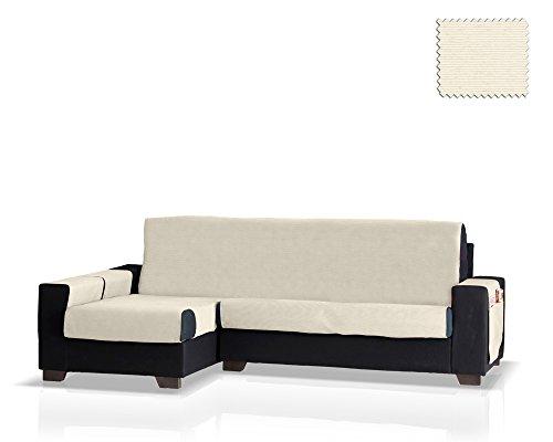 Jm textil salvadivano per chaise longue biggie, bracciolo sinistro, dimensione standard (243 cm.), colore 01 (vari colori disponibili)