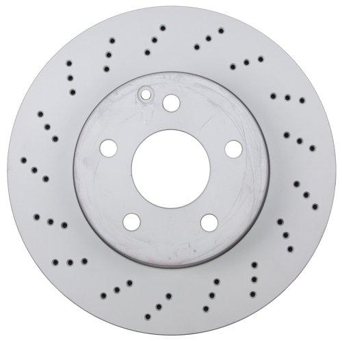 ABS 17755 Discos de Frenos, la Caja Contiene 2 Discos, usado segunda mano  Se entrega en toda España