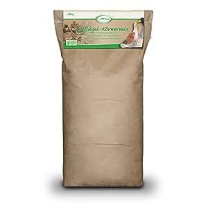 Mühldorfer, Futter für Geflügel, Körnermix, Vollkorn, Nature Geflügel-Körnermix, 20 kg