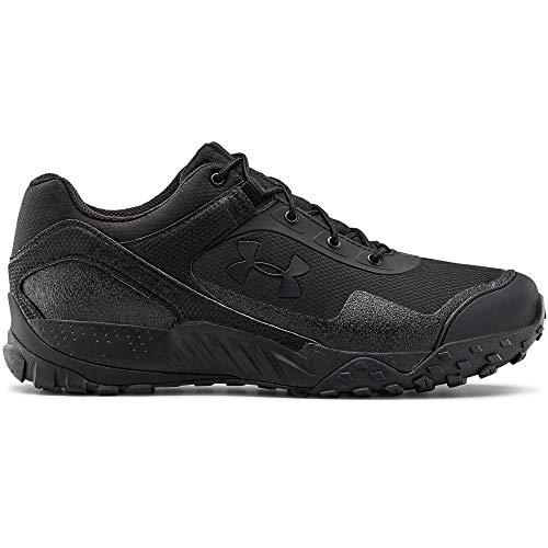 Under Armour Valsetz RTS 1.5 Low, Zapatos de Escalada para Hombre, Negro Negro Negro 001, 48.5 EU