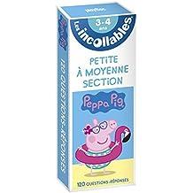 Incollables - Révise avec Peppa Pig - De la PS à la MS
