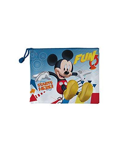 Kulturbeutel Mickey 23 x 18 cm (Halloween-filme Auf Disney-2017)