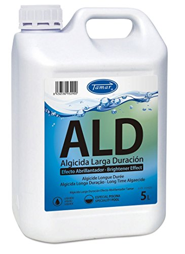 Tamar - Long Duration Algicide with Brightening Effect, 5 Liter Carafe.