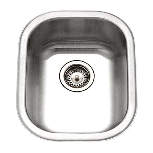 Bowl Undermount Kitchen (Mejorgive Club Series Undermount Medium Bowl Bar/Prep Sink)