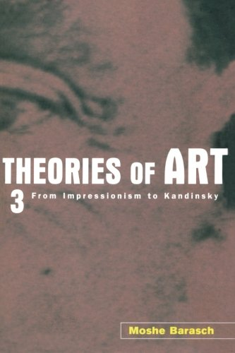 Theories of Art: 3. From Impressionism to Kandinsky