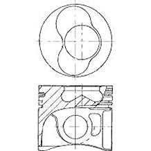 Nüral 87-114900-66 Bloque de Motor