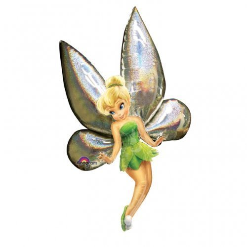 Disney Tinkerbell Fairies Birthday Party - Tinkerbell Large Airwalker Balloon by Anagram