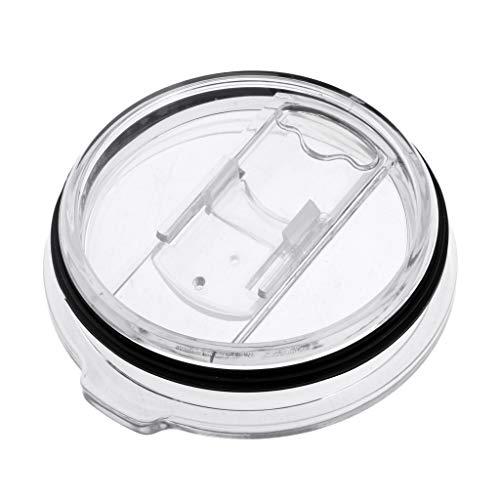 perfk Ersatz Kaffeebecher, Deckel, Reisedeckel passen für die meisten 20/30 Unzen Becher oder Tassen - Modell 2, 20 Unzen (2 Tassen Unzen)