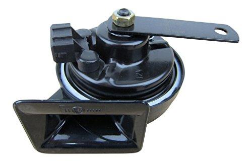 Hupe Horn Fanfare Signalhorn 12 V TIEFTON Stecker ECKIG 2P / OE-Referenz Nr.: 191951221