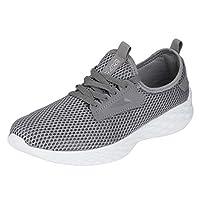 Red Tape Sports, Men's Nordic Walking Shoes, Grey, 42 EU