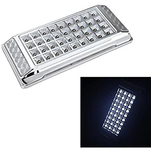 LIROOT DC 12V di un bianco luminoso 36-LED