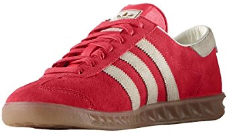 Adidas Adidas Adidas Hamburg Scarpa 10,5 shock rosso off bianca | scarseggia  | Uomini/Donna Scarpa  82d76f