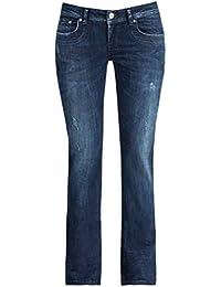 LTB Damen Bootcut Jeans blau 32 / 32
