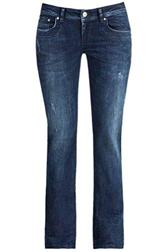 LTB Damen Jeans Valerie Hilla Low Rise Bootcut 5145-50624, Größe:W31 L36, Farbe:Valerie Hilla (5145-50624) (Low Boot Jeans Rise)