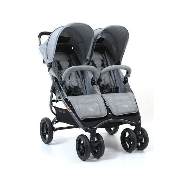 Valco Baby Snap Duo Tailor Made Grey Marle Valco Baby  1
