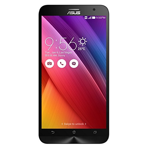 Asus Zenfone 2 - ZE551ML - Smartphone libre Android (pantalla 5.5' Full-HD, cámara 13 Mp, memoria interna de 32 GB,...