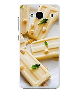 PrintVisa Designer Back Case Cover for Xiaomi Redmi 2 :: Xiaomi Redmi 2S :: Xiaomi Redmi 2 Prime (Food Nuts Decoration Taste Butter Cool)