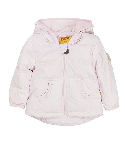 Steiff Collection Mädchen Jacke Anorak 6832809, Rosa (Barely Pink 2560), 68