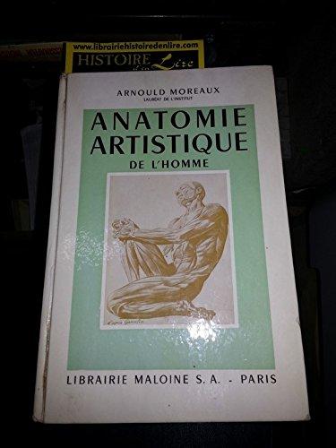 Anatomie artistique de l'homme