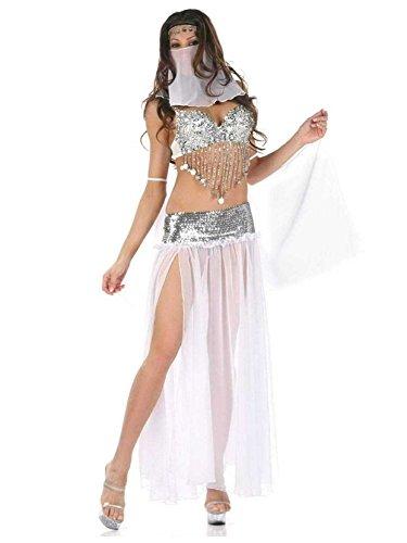 önigin der Nacht Göttin Kostüm Halloween-Kostüme , Indien und arabischen Mädchen (Teufels Königin Kostüme)